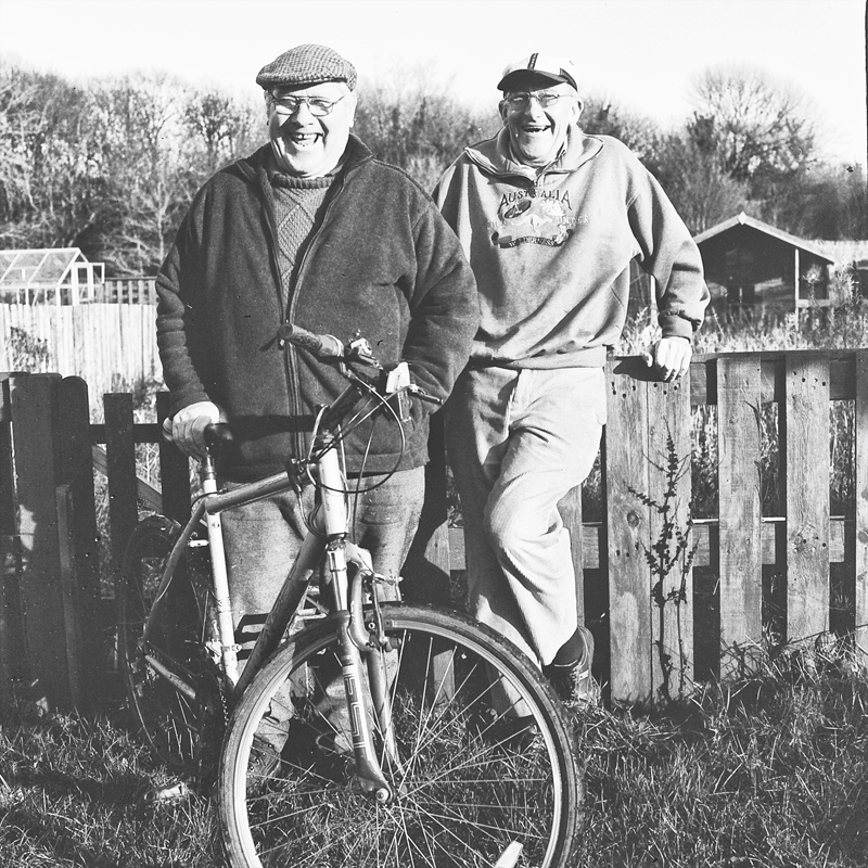 Michael & Phil