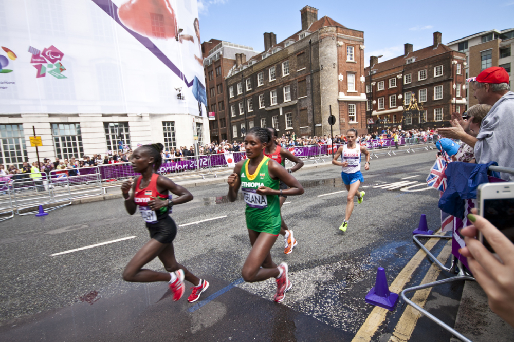 London Marathon winner