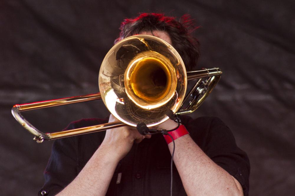 horn face