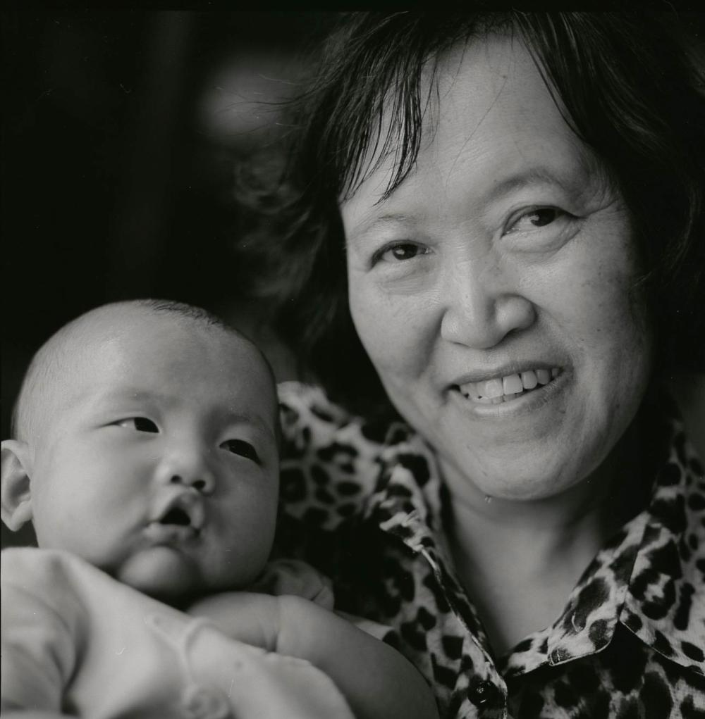 Isabella & Grandma