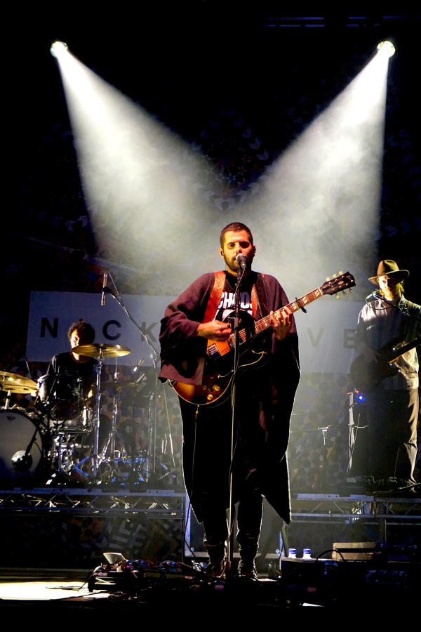 Nick Mulvey at WOMAD 2017