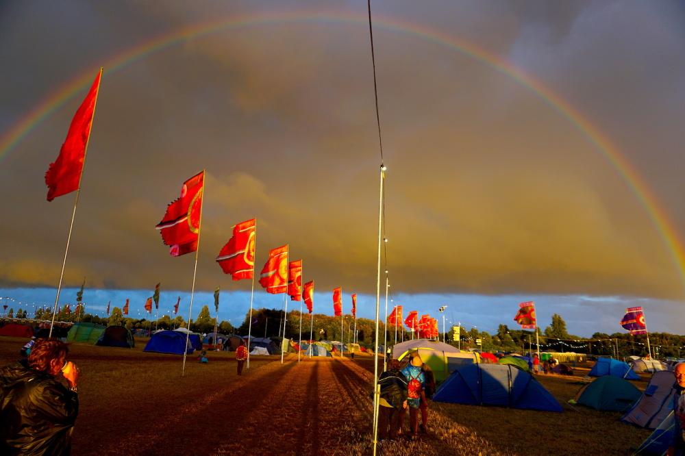 festival rainbow
