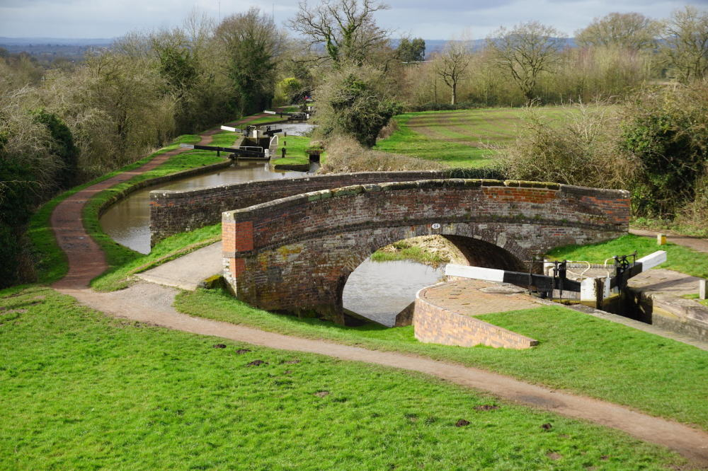 Birmingham & Worcester Canal