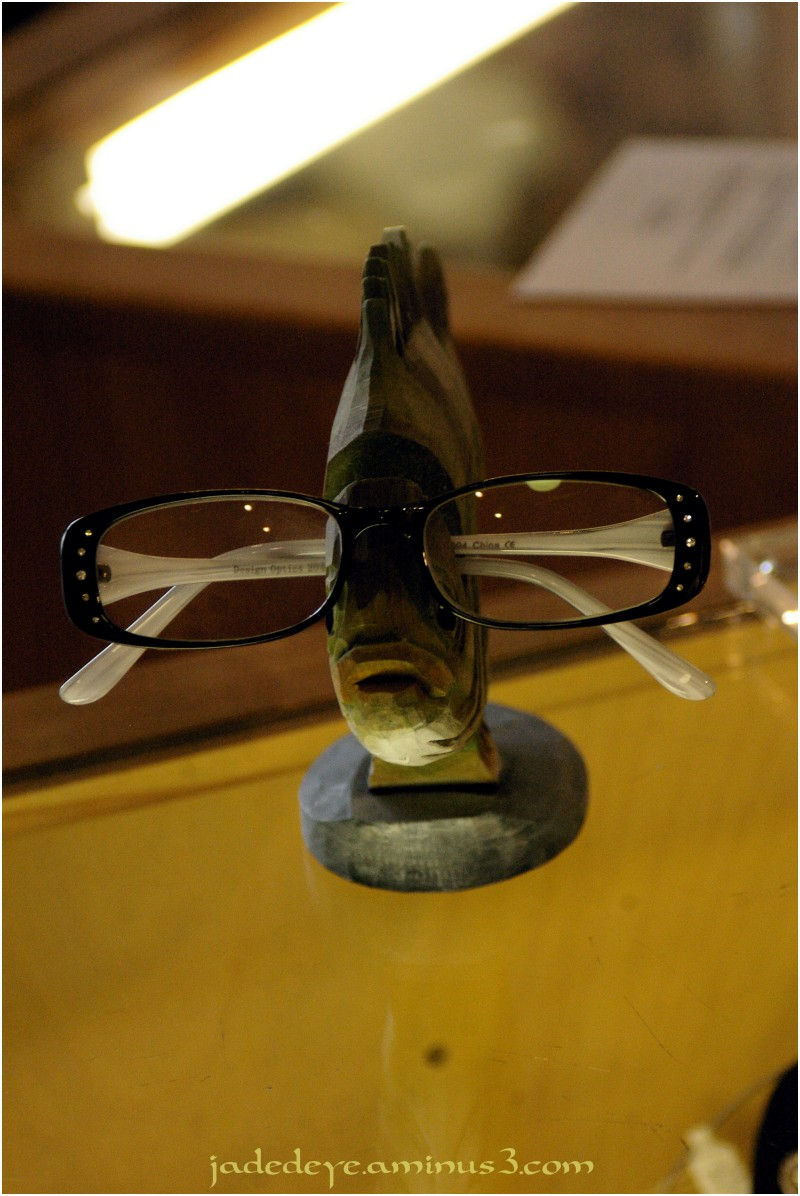 Myopic Fish