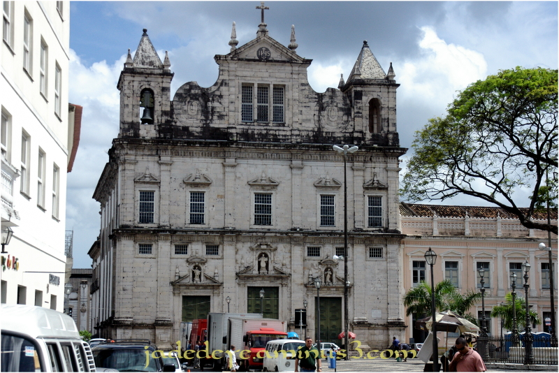 Cathedral-Basilica of Salvador