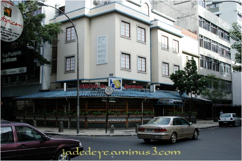 Garota de Ipanema Bar