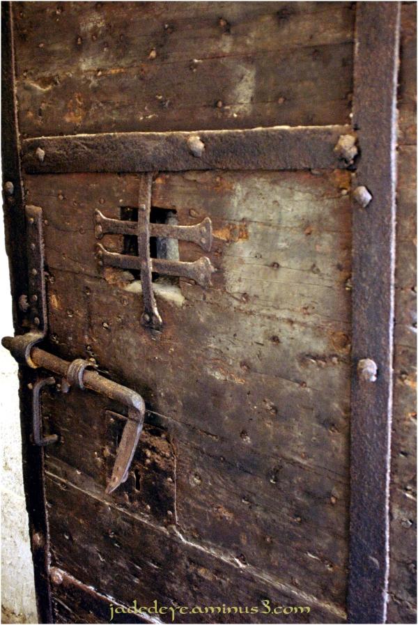 Prison Door #1 - Piombi prison