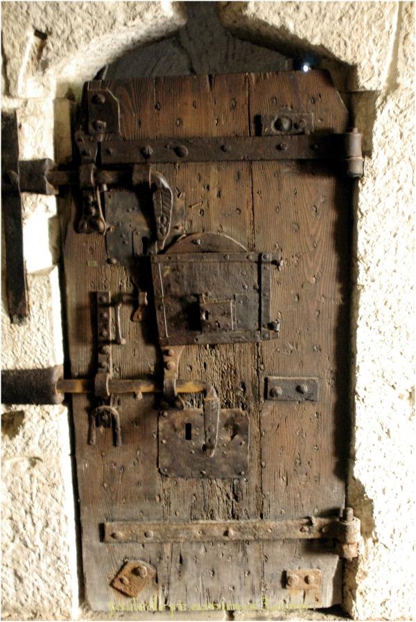 Prison Door #3 - Piombi prison