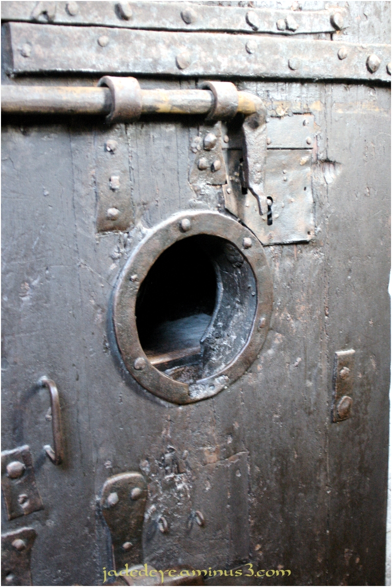 Prison Door #4 - Piombi prison