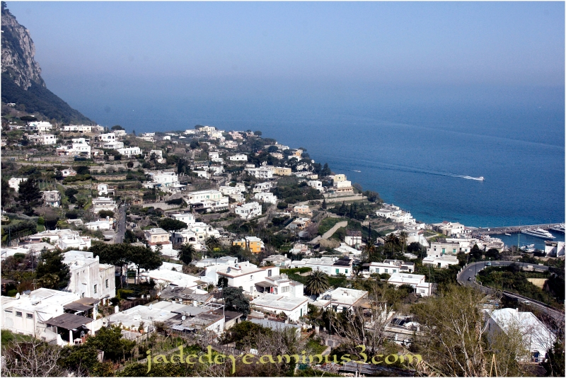 Lower town - Isle of Capri