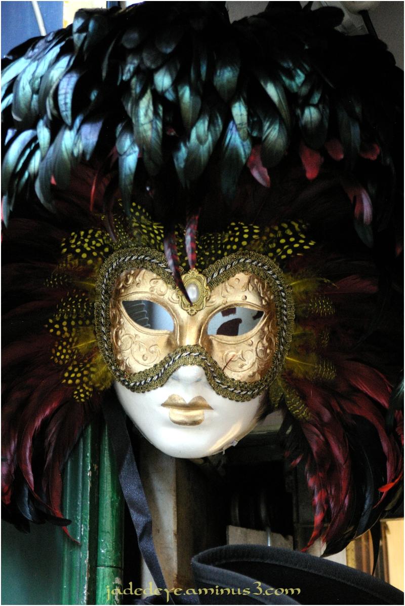 Carnival Mask #3