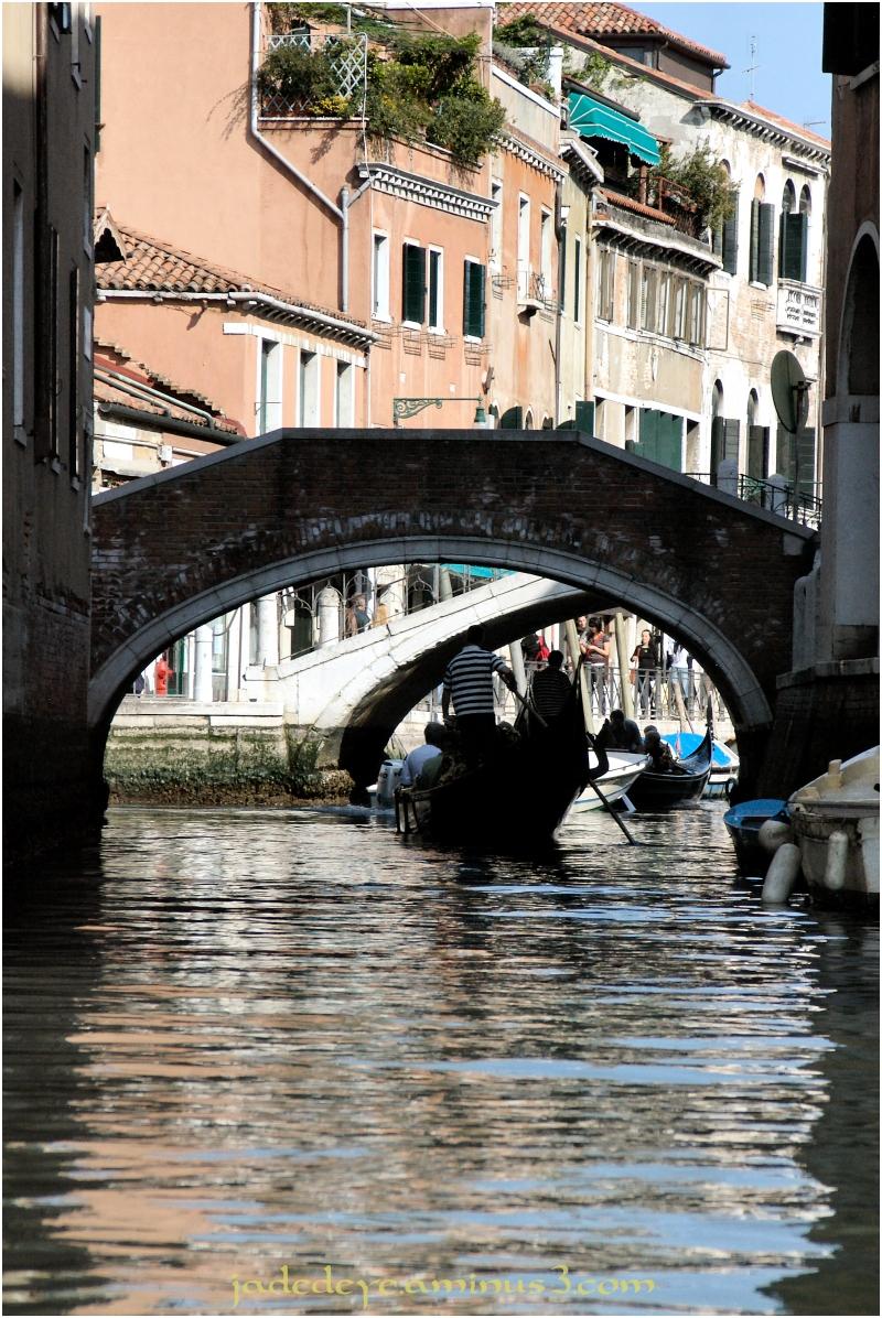Gondolas in Venice #1
