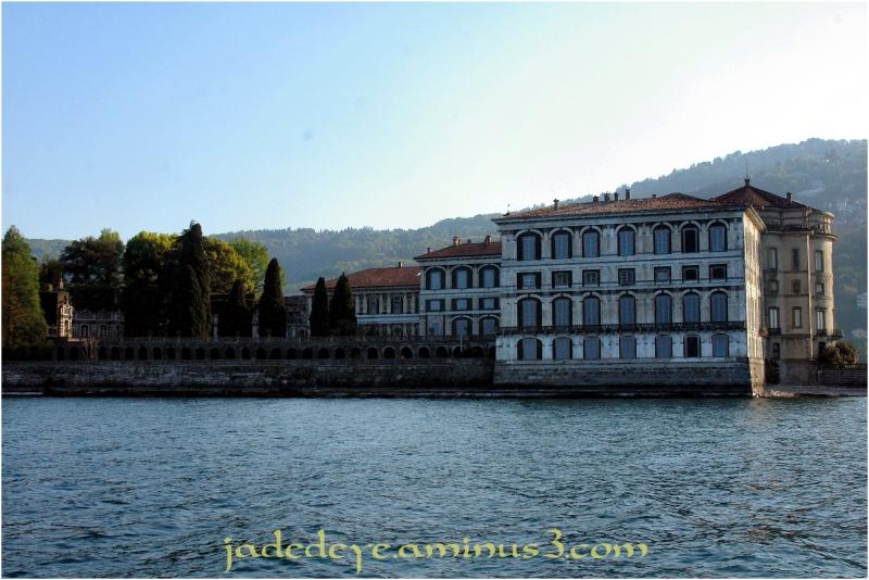 Palazzo Borromeo on Isola Bella