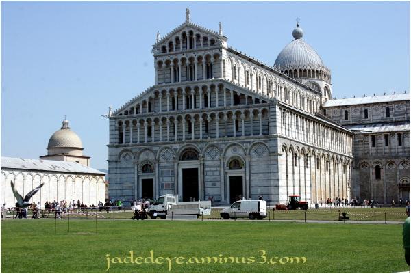 Piazza del Duomo - Pisa