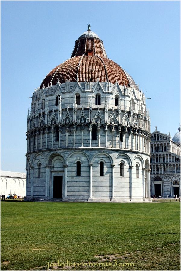 Baptistry of St. John - Pisa