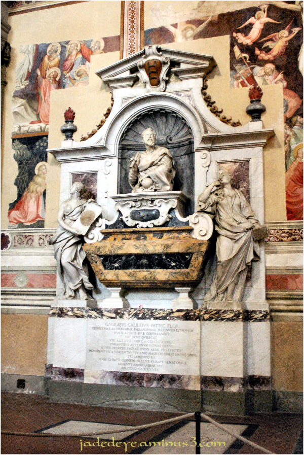 Grave of Galileo