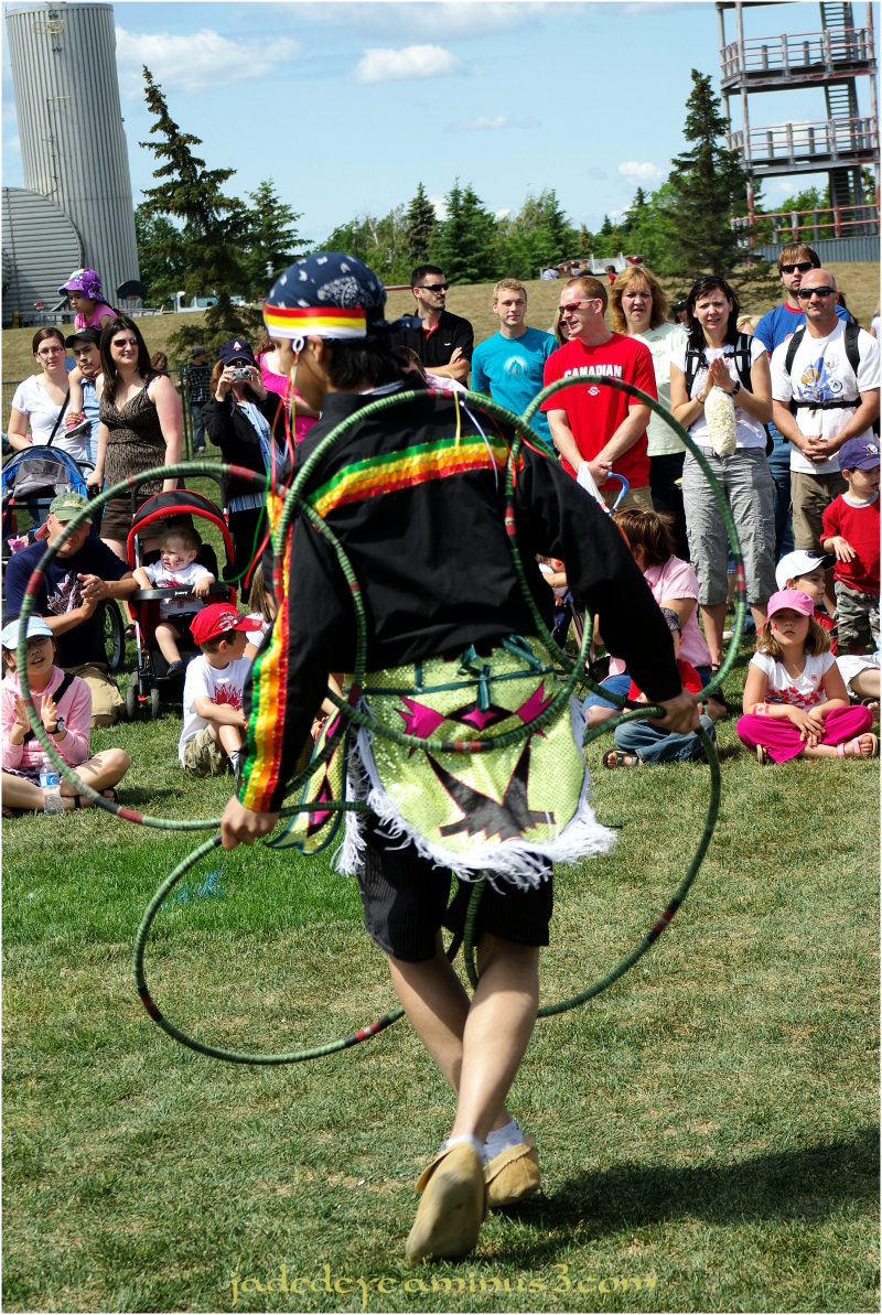 Hoop Dancer
