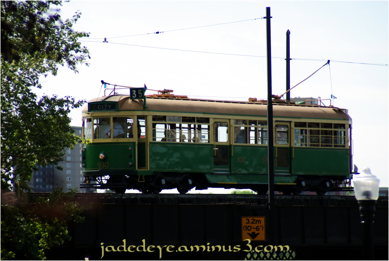 High Level Bridge Streetcar