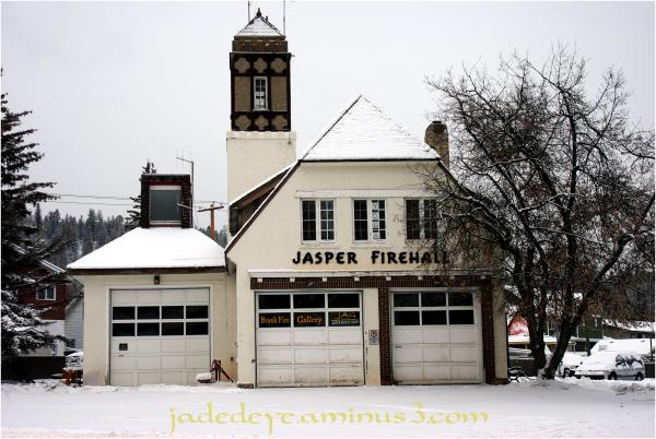 Jasper Firehall