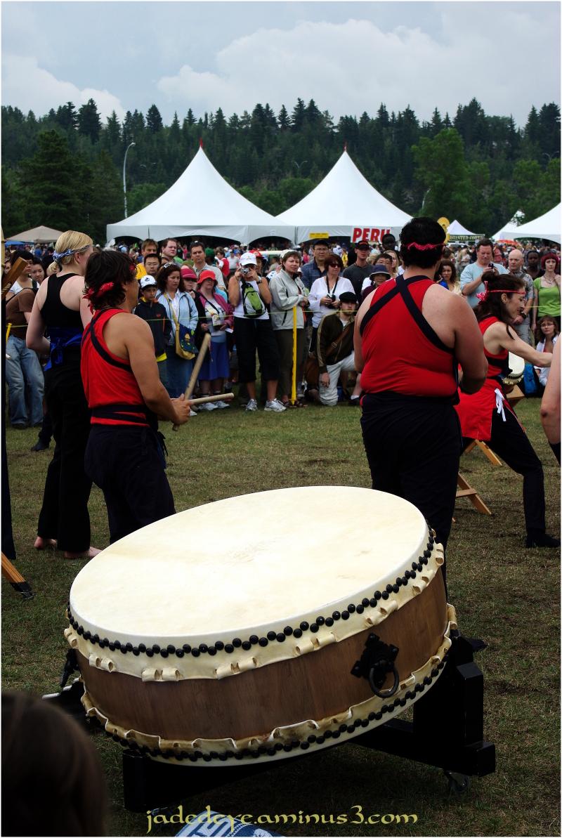 Taiko Drummers - #1