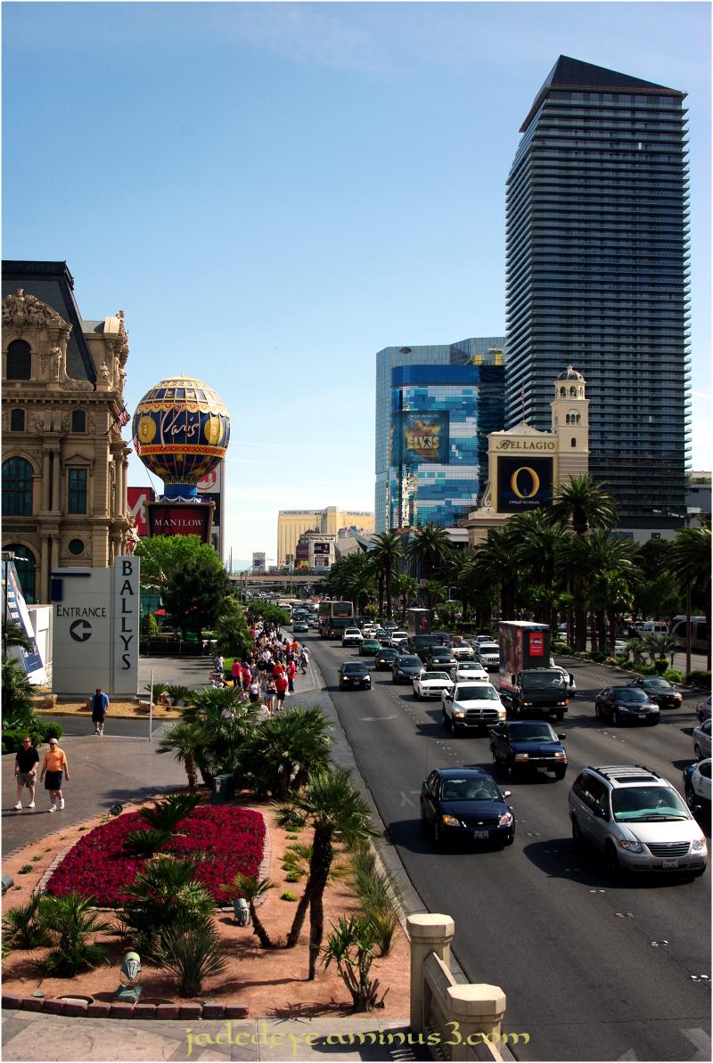 Vegas Strip #1