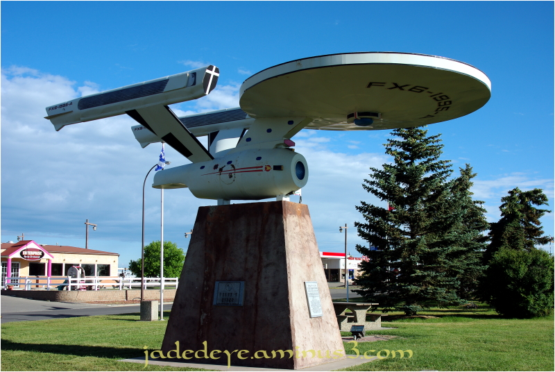 Vulcan Trek Station