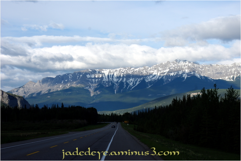Welcome to Jasper National Park