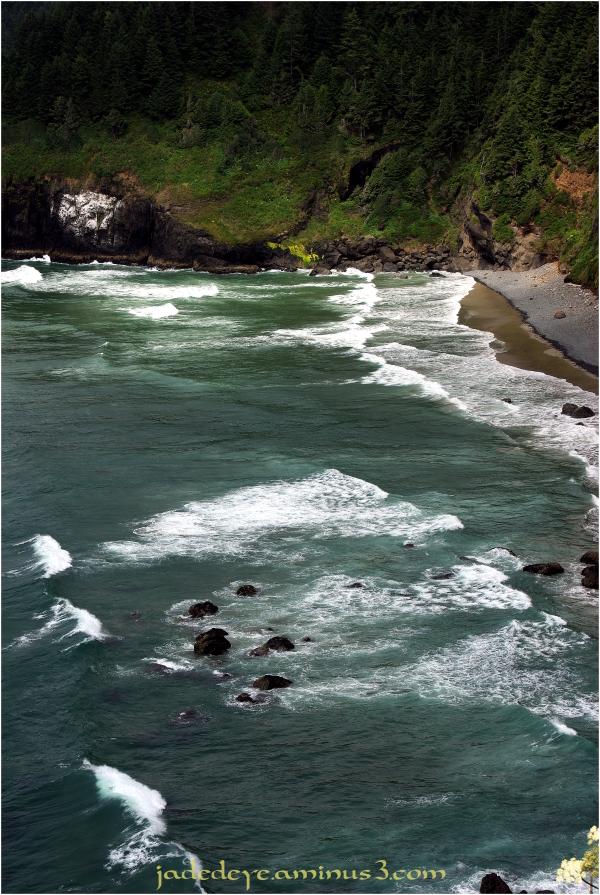 Florence Oregon Coastline