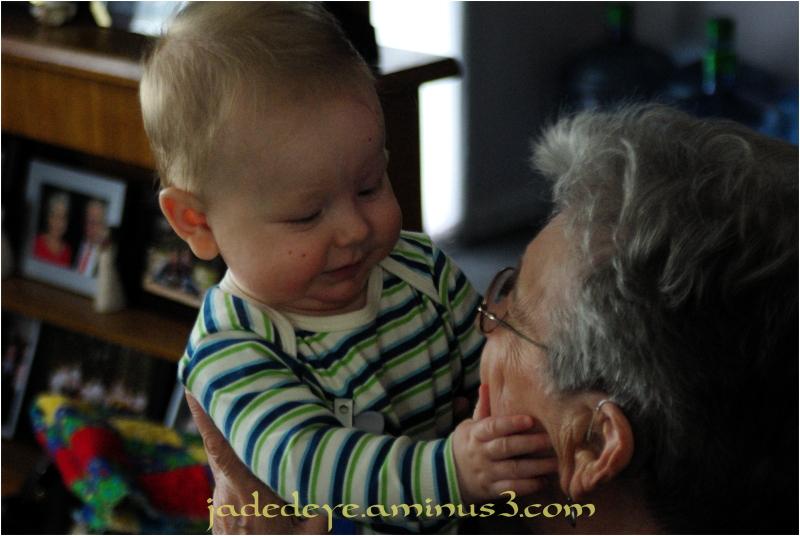 I Love You Great Grandma!