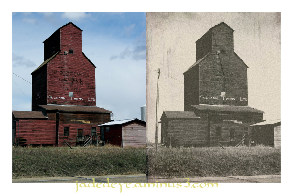Killern Farms Limited Grain Elevator
