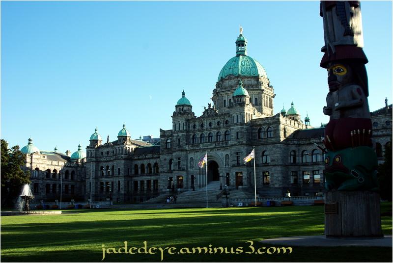 BC Parliement Building