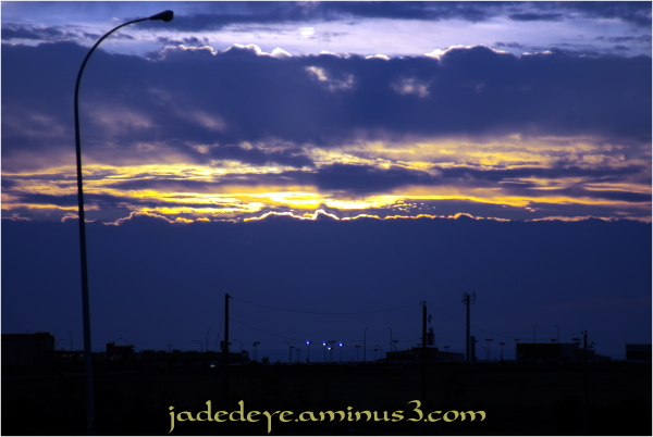 Sunset 4/7