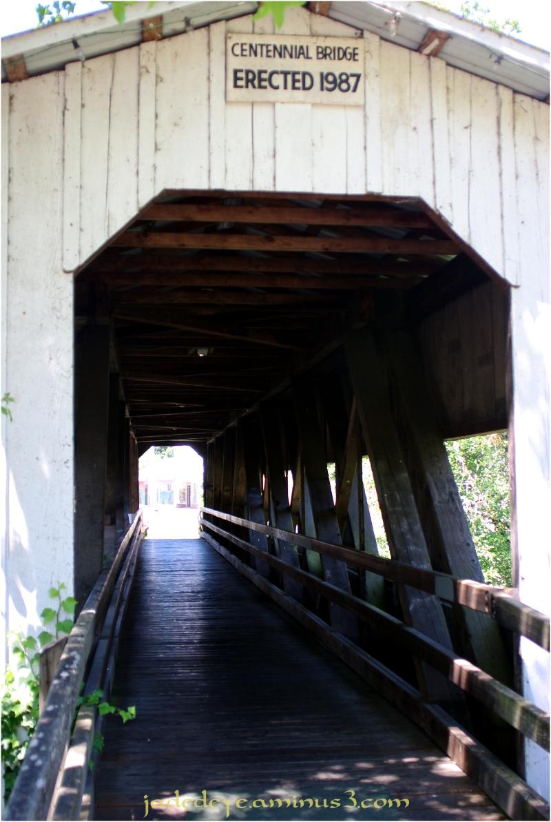 Centennial Covered Bridge #2