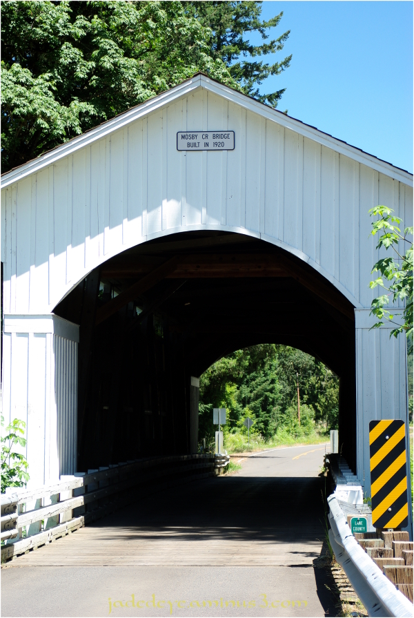 Mosby Creek Bridge