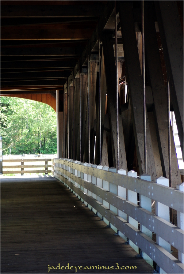 Lowell Covered Bridge #5