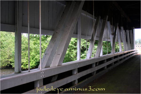 Crawfordsville Covered Bridge #2
