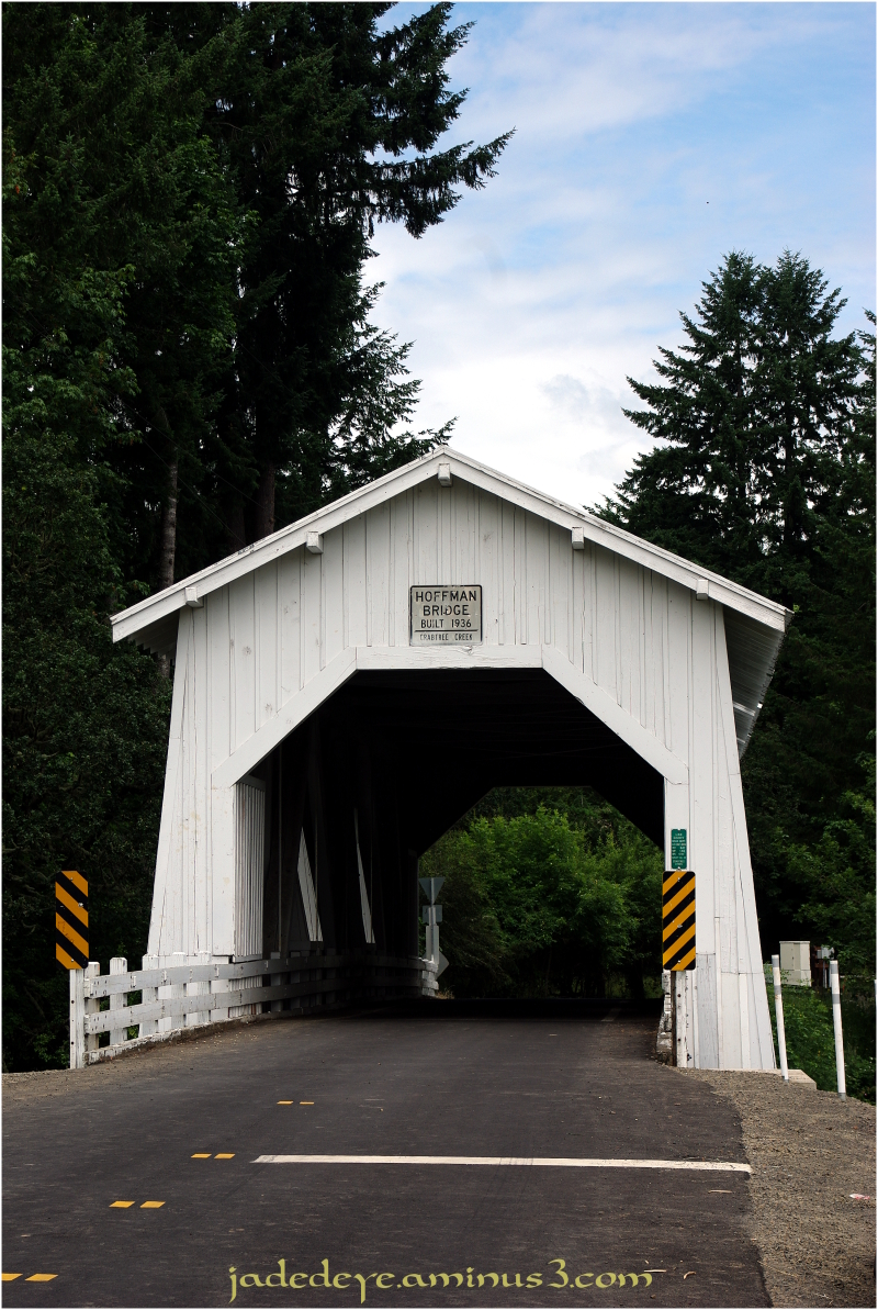 Hoffman Covered Bridge #1