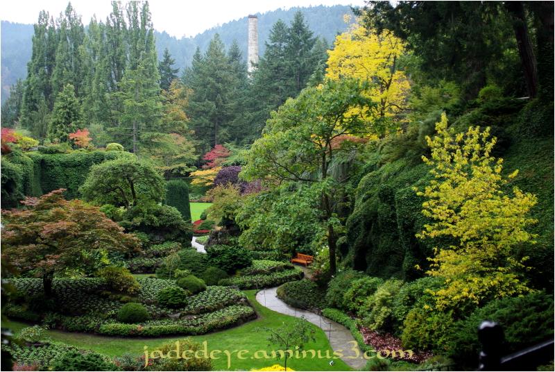 Sunken Garden #1