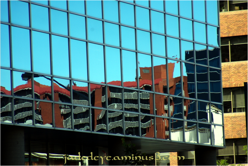 Urban Reflections #4