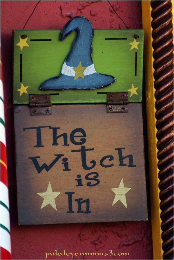 The Witch Is In!!