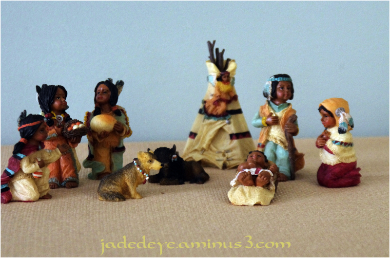 First Nations Manger