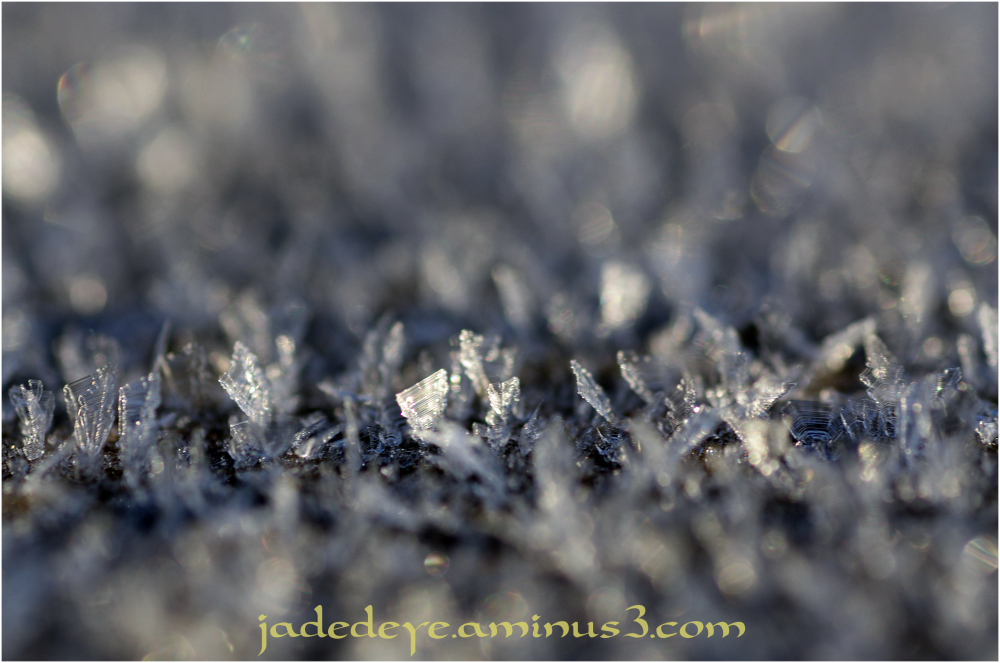 Ice Crystals