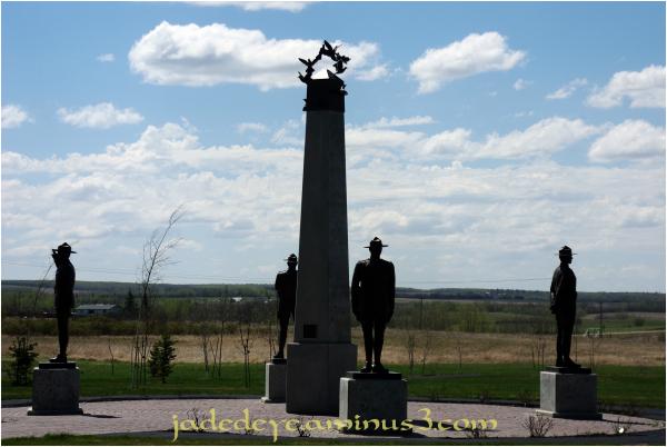 Fallen Four Memorial Park