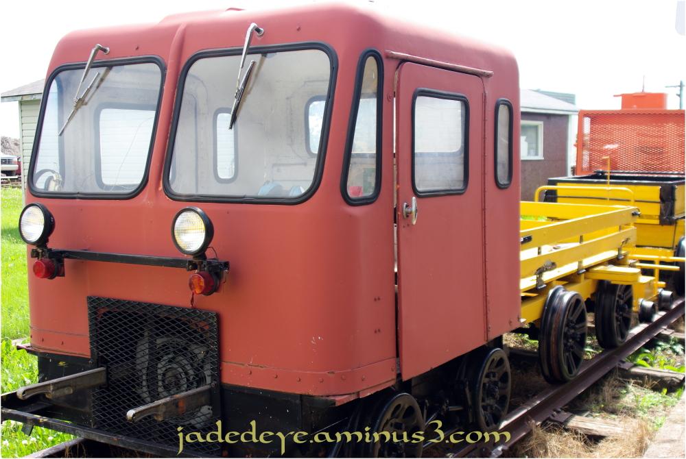 Railroad Maintenance Cars