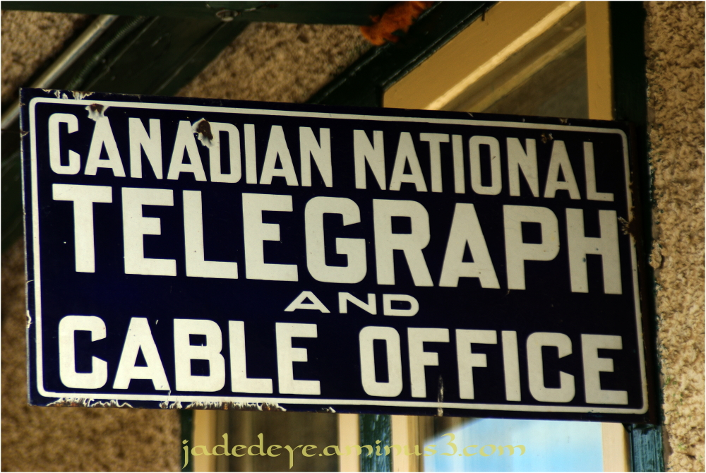 CN Telegraph & Cable Office
