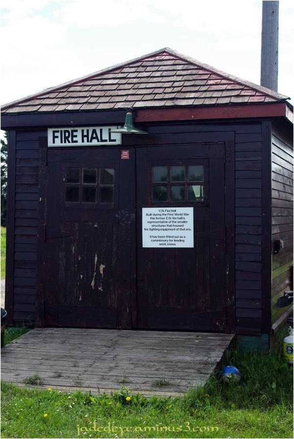 C.N. Fire Hall
