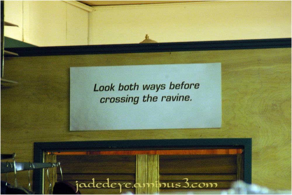 Look Both Ways!!