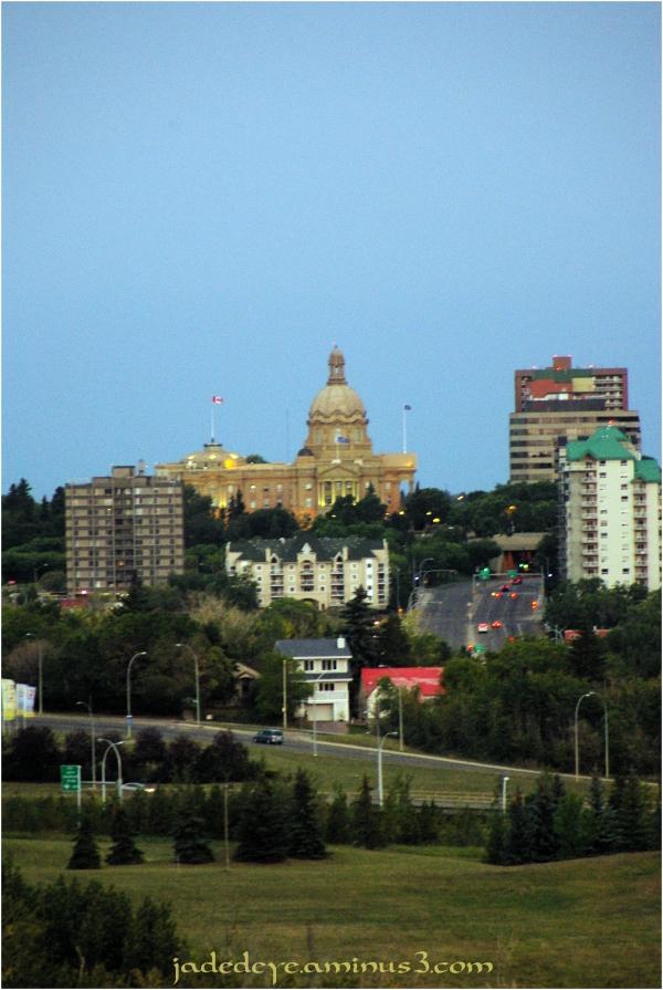 Alberta Legislature Building  II