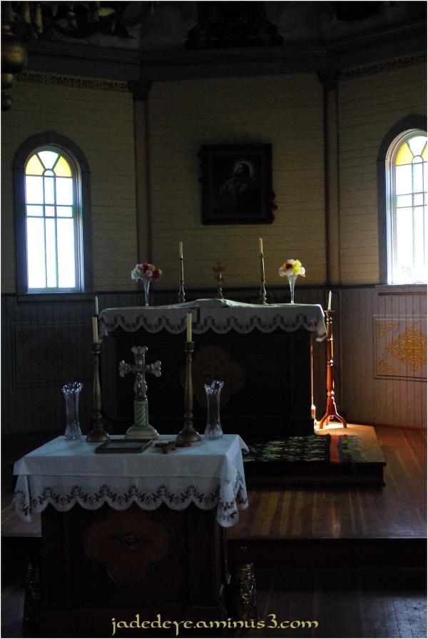 Altar in St. Vladimir's