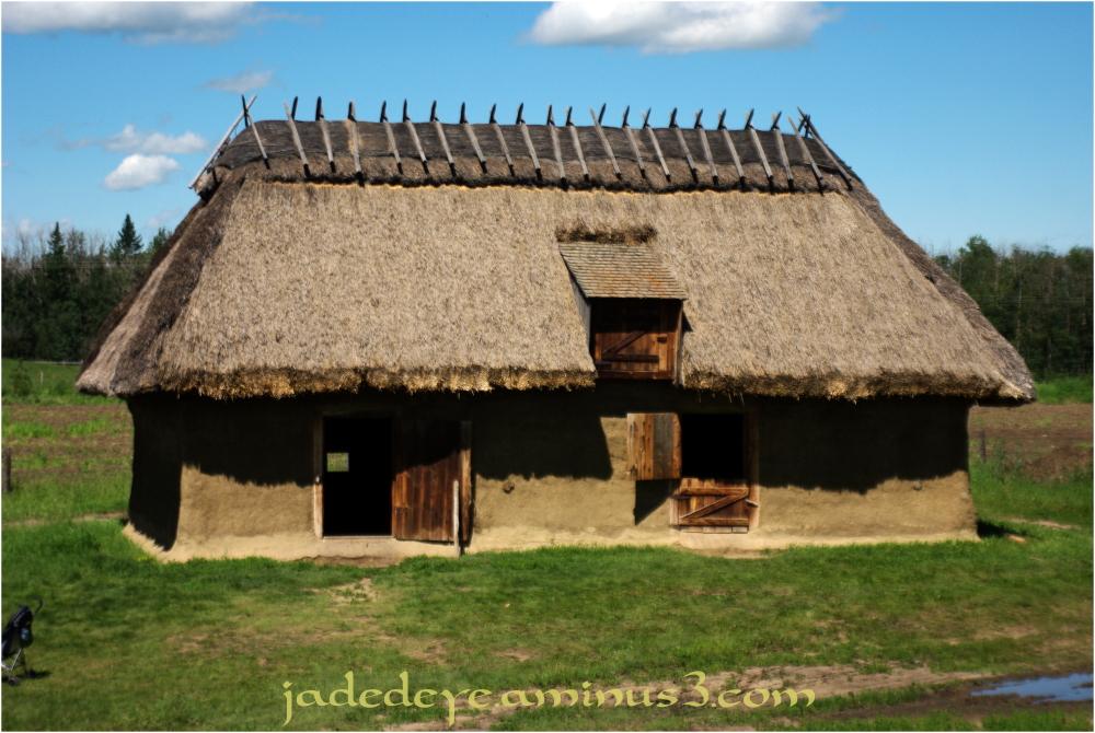 Makowichuk Barn   Built: 1912 Restored to: 1918
